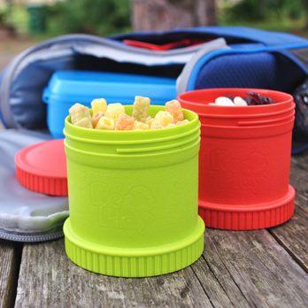 Snackboxen und Lunchdosen