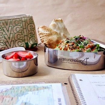 Lunchboxen aus Edelstahl