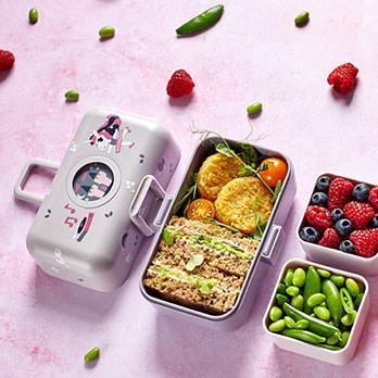 Lunchboxen für Kinder