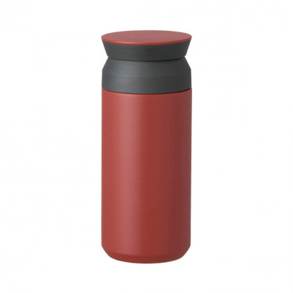 Thermobecher 350 ml - Isolierbecher to go - Coffee to go Becher - Travel Tumbler - KINTO Design - rot
