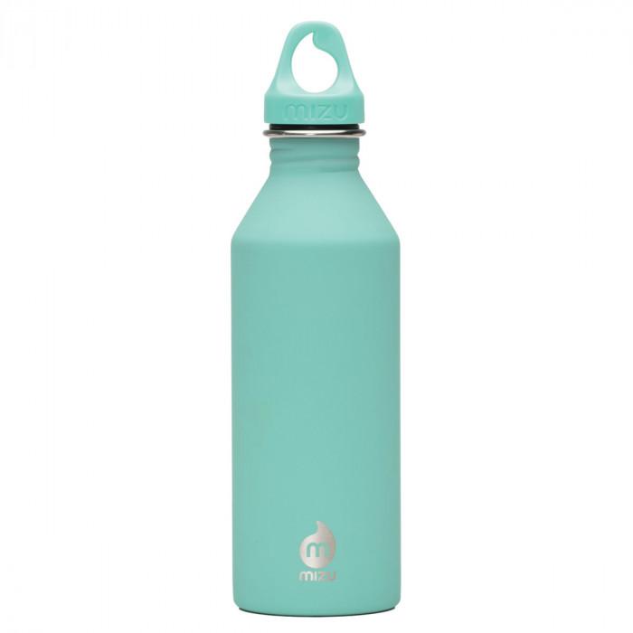 Edelstahl Trinkflasche M8 Enduro in spearmint von MIZU Design.