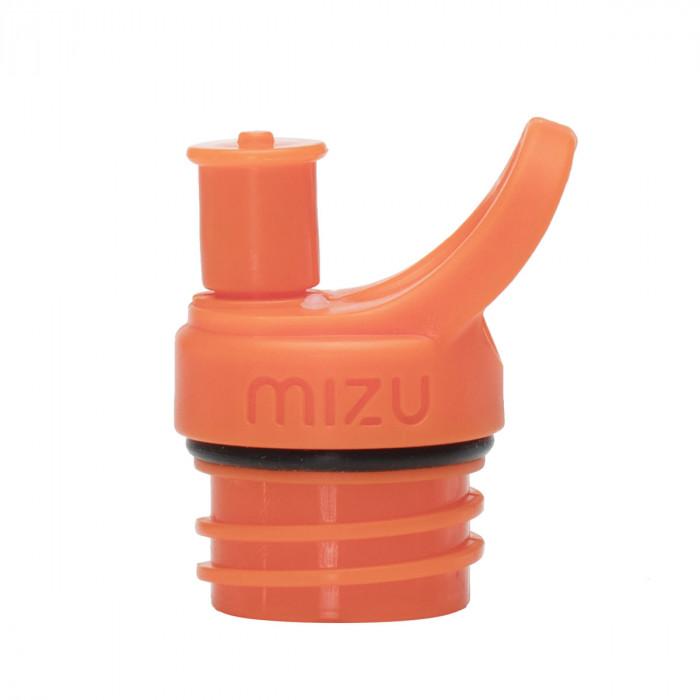 Sport Cap Verschluss / Deckel in orange von MIZU Design