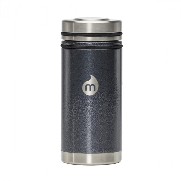 Thermobecher to go V5 Edelstahl 450 ml, Hammer Grey - MIZU Design