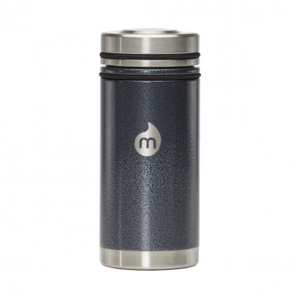 Thermobecher to go V5 Edelstahl 450 ml, Hammer Grey - MIZU Design