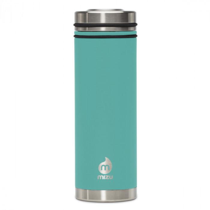 Edelstahl Thermosflasche V7 in mint von MIZU