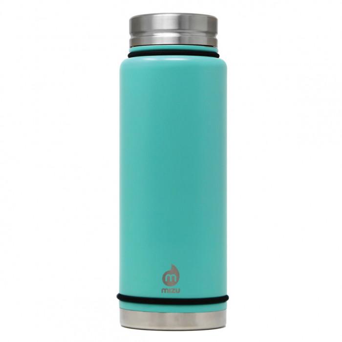 Thermosflasche V12 Edelstahl 1080ml spearmint (mint) von MIZU Design.