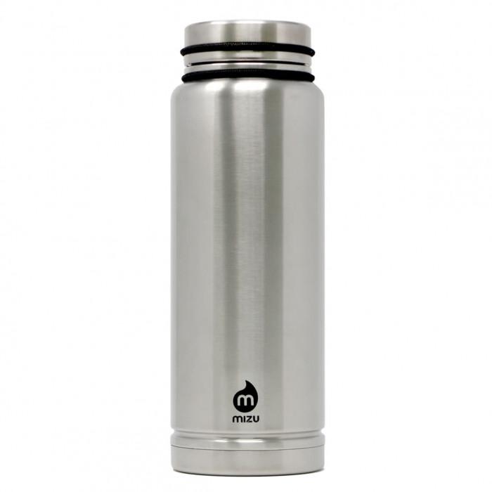 Thermosflasche V12 Edelstahl 1080ml steel von MIZU Design.