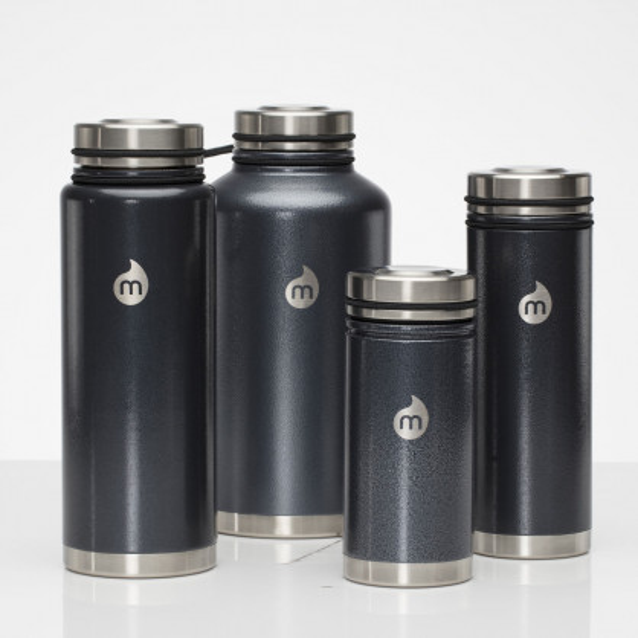 Maxwell /& Williams Basics Clip Vorratsdose Clip-Verschluss Weiss 1000 ml