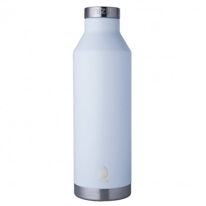 Thermosflasche in weiß von MIZU - Modell V8