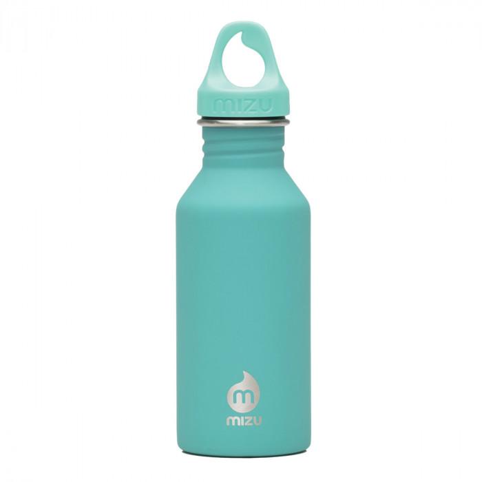 M4 Trinkflasche in mint aus Edelstahl von MIZU Design.
