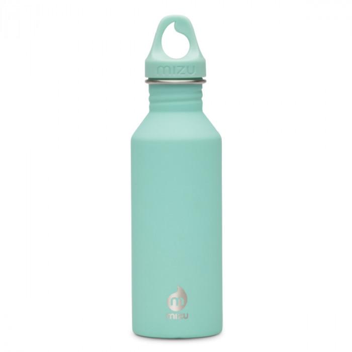 Edelstahl Trinkflasche M5 Enduro in mint von MIZU Design - 500 ml.