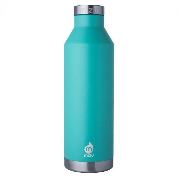 Thermosflasche V8 aus Edelstahl von MIZU - 800 ml - Trinkflasche - mintgrün