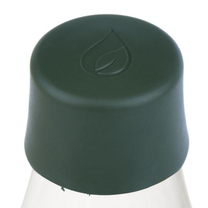 Ersatzdeckel für Glasflaschen von Retap. Deckel in Army Green - moosgrün - olivegrün.
