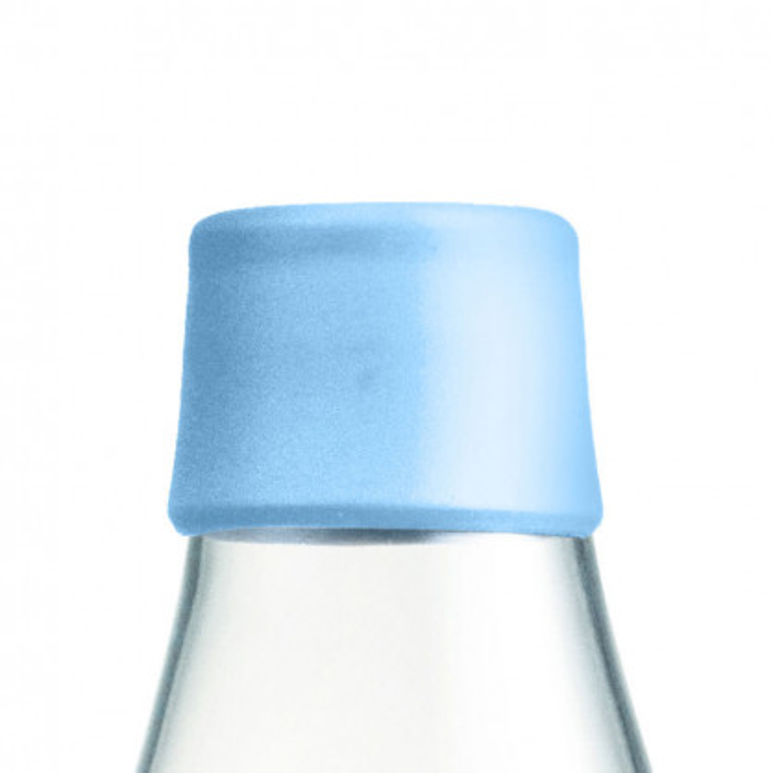 Retap Deckel hellblau - passend für alle Design-Trinkflaschen von Retap.
