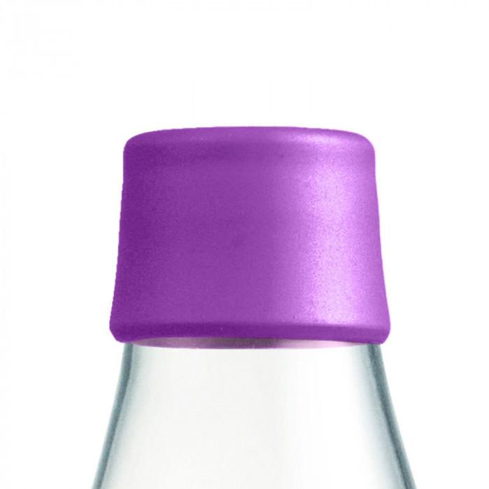 Retap Deckel violett - passend für alle Design-Trinkflaschen von Retap.