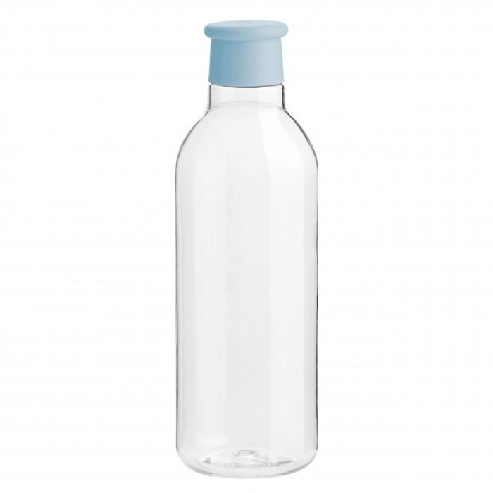 Stylische Trinkflasche hellblau von RIG-TIG by Stelton. Trinkflasche 0,75 l DRINK-IT: BPA-frei, auslaufsicher ... aus hochwertigen Tritan Kunststoff.
