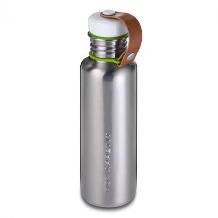 Wasserflasche BOX APPETIT 750 ml aus Edelstahl von black+blum
