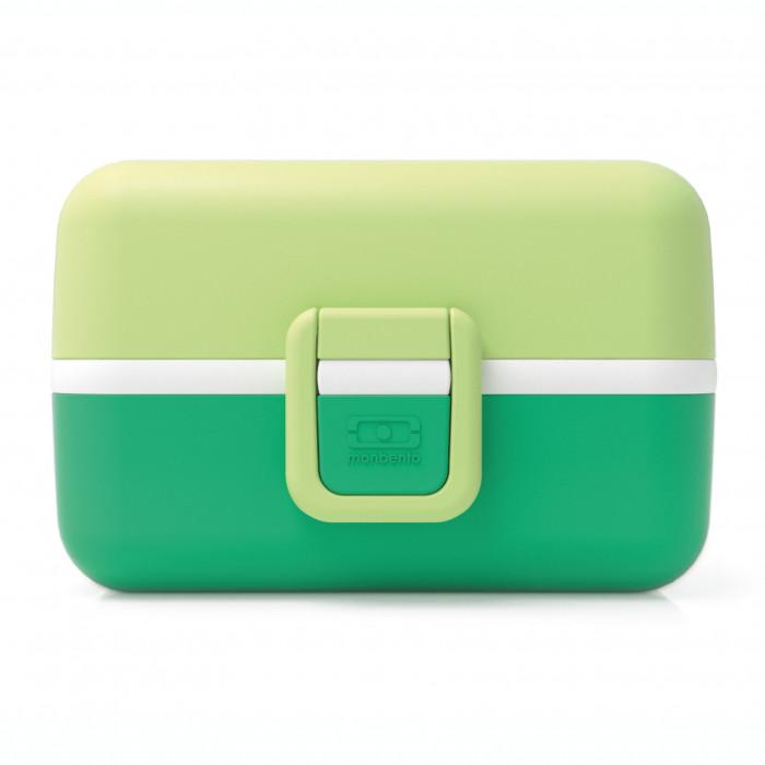 Lunchbox Kinder MB TRESOR, Apple grün