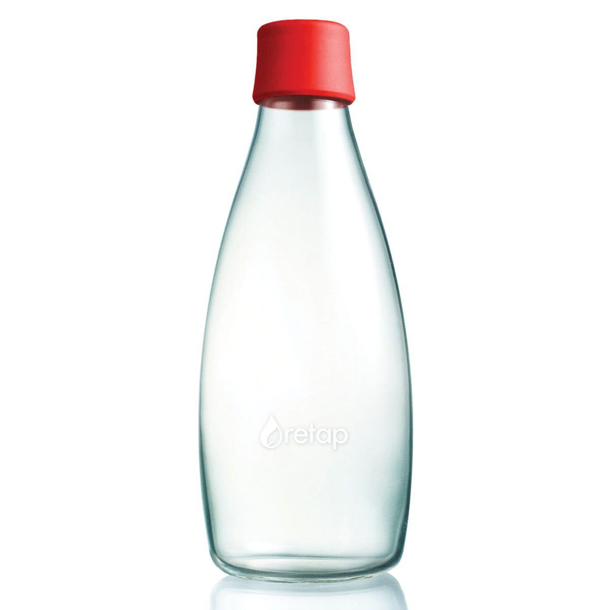 Retap Trinkflasche 0,8l gelb