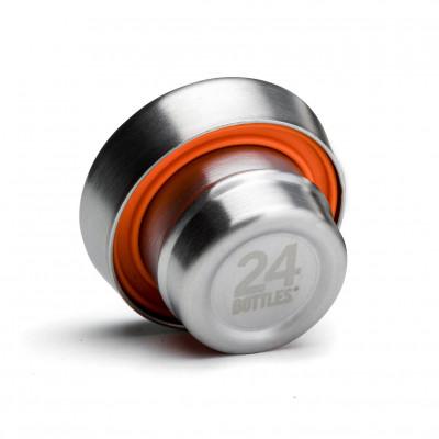 Flaschenverschluss CLIMA Lid, steel