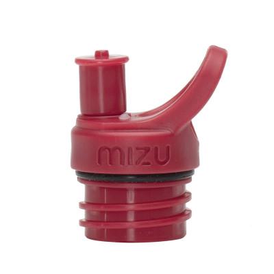 Sport Cap Verschluss / Deckel in rot von MIZU Design