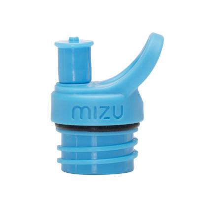 Sport Cap Verschluss / Deckel in hellblau von MIZU Design