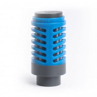 360 Everyday Filter von MIZU Design. Der blaue Trinkflaschenfilter von MIZU entfernt bis zu 99,9 % an Bakterien und Verunreinigungen.
